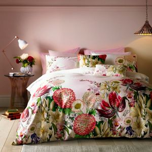 Ted Baker Encyclopaedia floral housewife pillowcase pair