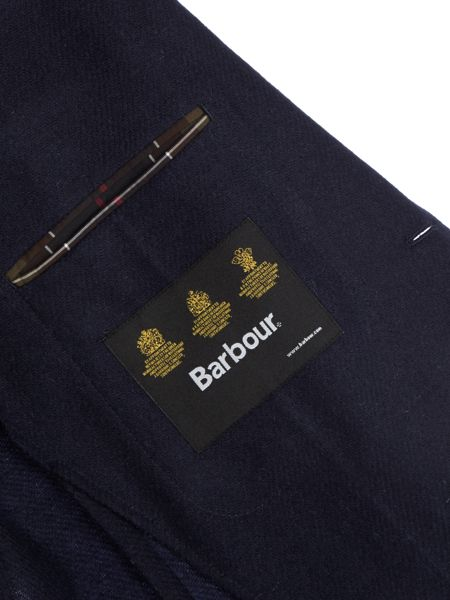 Barbour Aberford tailored jacket