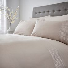 Casa Couture Chiltern embroidered edge pillowcase pair