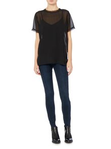 Label Lab Avary sheer tee