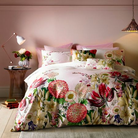 Ted Baker Encyclopaedia floral 45x45 feather filled cushion
