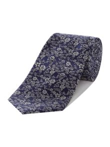 Howick Tailored Bellingham floral design tie