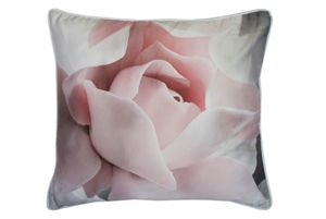 Ted Baker Porcelain rose 45x45 feather filled cushion