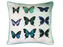 Ted Baker Butterfly collective 45x45 feather filled cushion