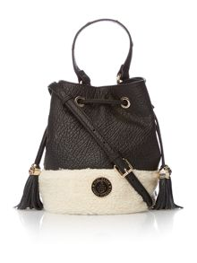Tommy Hilfiger Gigi hadid multicolour mini bucket bag