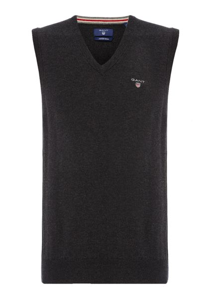 Gant Cotton-Blend Knitted Tank