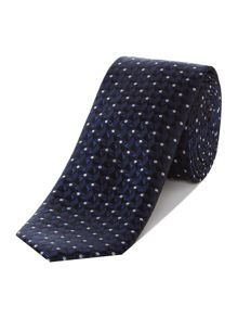 Kenneth Cole Klein Spot Geo Silk Tie