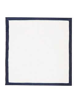 Tribeca Knitted Silk Pocket Square