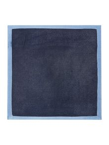 Kenneth Cole Tribeca Knitted Silk Pocket Square