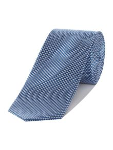 Kenneth Cole Fulton Triangle Geo Silk Tie
