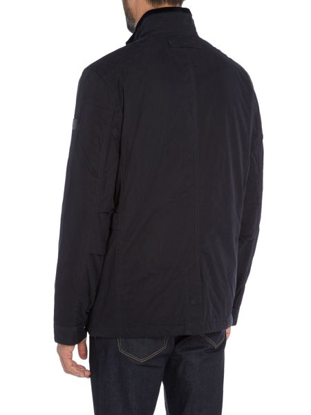 Gant Cotton-Blend Wax Field Jacket