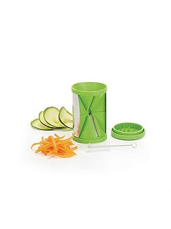 Hand Held Two in One Spiralizer