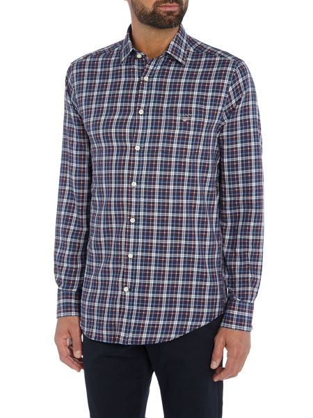 Gant Check Long-Sleeve Shirt