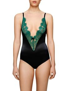 Fifty Shades Darker by Coco de Mer Goddess Bodysuit