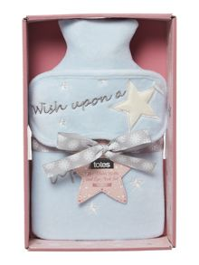 Totes wish upon a star hot watter bottle and eye mask
