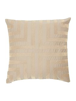 Cammeo embroidered cushion
