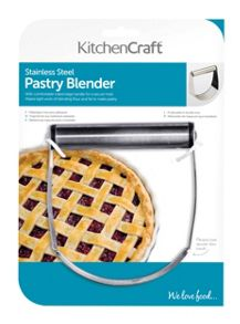 Kitchen Craft Stainless Steel Pastry Blender