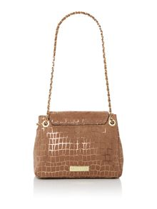 Biba Chain handle shoulder bag
