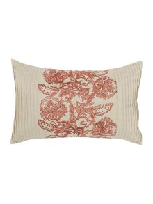 Junipa Atika embroidered floral cushion