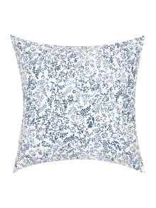 Junipa Dala leaf print cushion