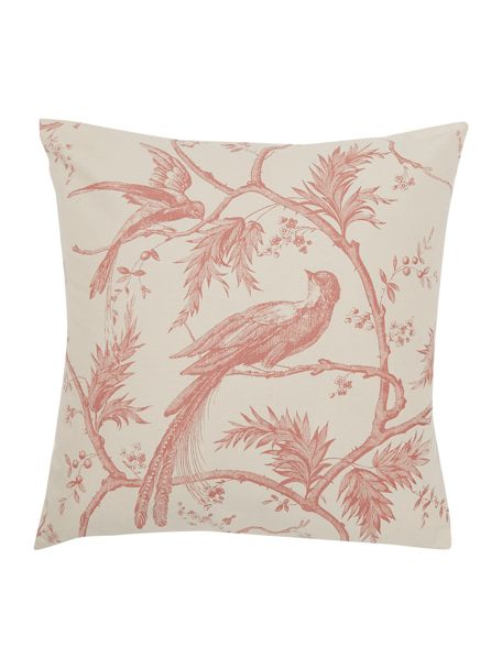 Junipa Deshi Bird Print Cushion