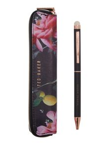 Ted Baker Citrus black pen