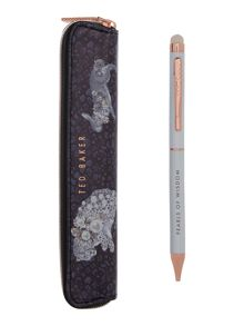 Ted Baker Black fauna pen
