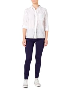Dickins & Jones Shona Broderie Blouse