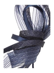Linea Sienna loop fascinator