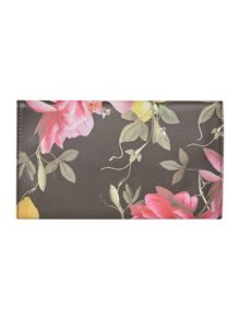 Ted Baker Black citrus jewellery roll