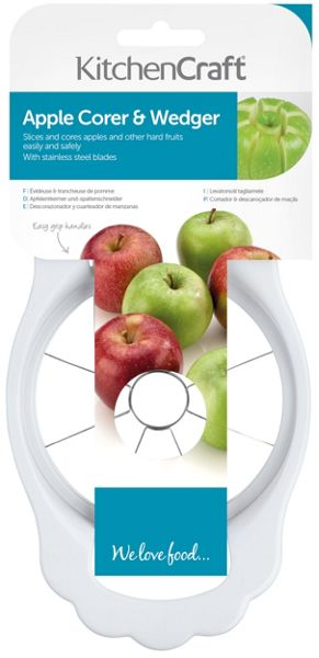 Kitchen Craft Apple Corer and Wedger