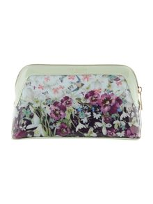 Ted Baker Eiliana enchantment small cosmetic bag