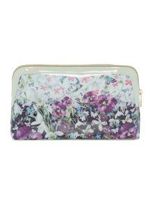 Ted Baker Enchantment large cosmetic bag