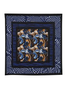 Biba Bayley jungle cats square