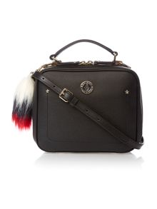 Tommy Hilfiger Gigi hadid black mini trunk