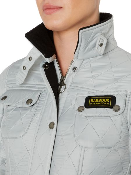 Barbour B.International polarquilt exclusive