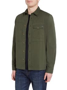 Jack & Jones Long-Sleeve Over-Shirt