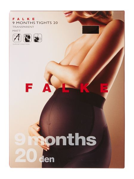 Falke 20 denier maternity tights