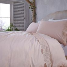 Junipa Marcillina lace embroidery duvet cover
