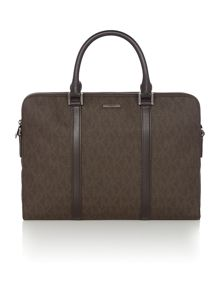 Michael Kors Double Zip Briefcase
