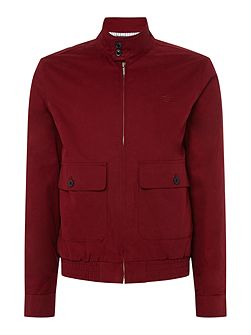 Zip-Through Cotton Jacket
