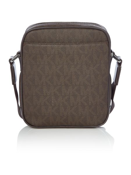 Michael Kors Small Flat Cross Body