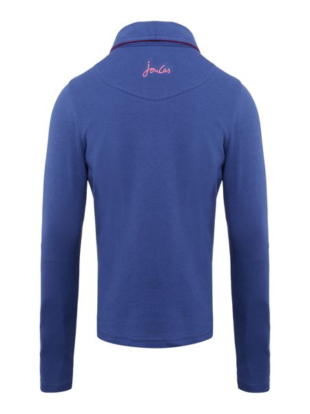 Joules Girls Polo Long Sleeve