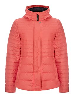 Original refined puffer jacket