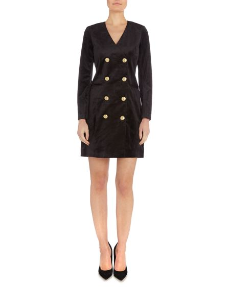 Vero Moda Vmpetra Longsleeve Mini Dress