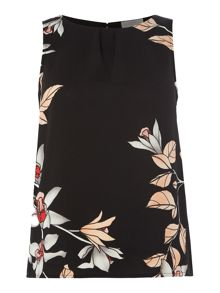 Vero Moda vm rihanna sleeveless printed dress