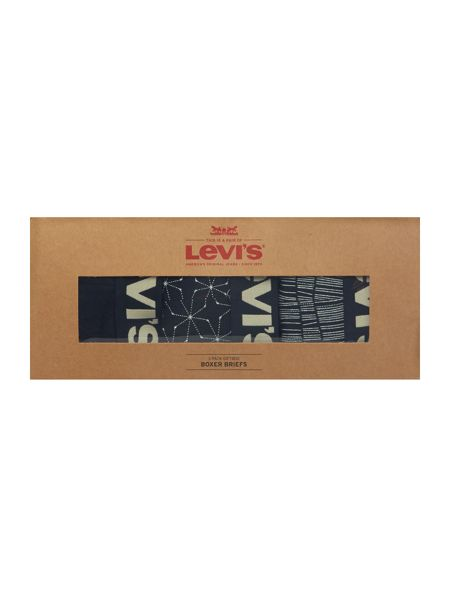 Levi's Print and Plain Gift Boxed Trunks