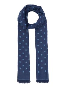 Dickins & Jones Dalia spot jacquard