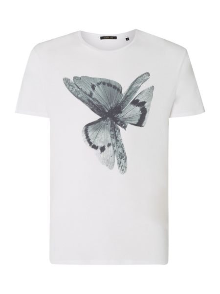 Label Lab Moth Wing Photographic T-Shirt