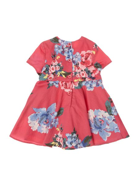 Joules Baby Girl Floral Dress